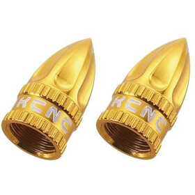 KCNC Schrader Capuchon de valve, gold